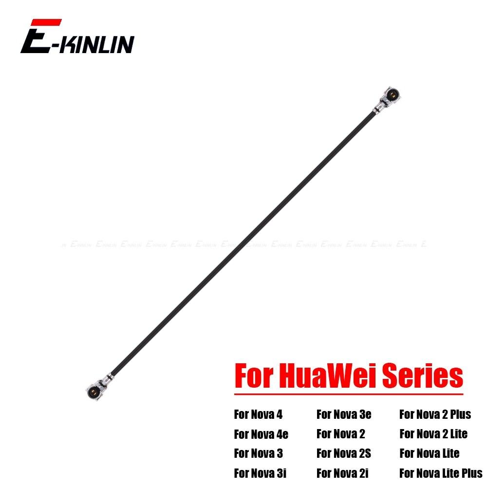 Para HuaWei Nova 4 4e 3 3i 3e 2S 2i 2 Plus Lite más joven 2017 Wifi conector de antena cable de señal Flex