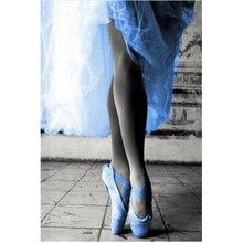 Beau Ballet danseur 5D bricolage diamant peinture strass complet mosaïque cristaux broderie point de croix Kits maison noël