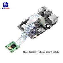 Raspberry Pi 3 B + Kamera 5 MP Kamera Modul OV5647 Webcam kompatibel Raspberry Pi 3 Modell B + Plus / 3 /2