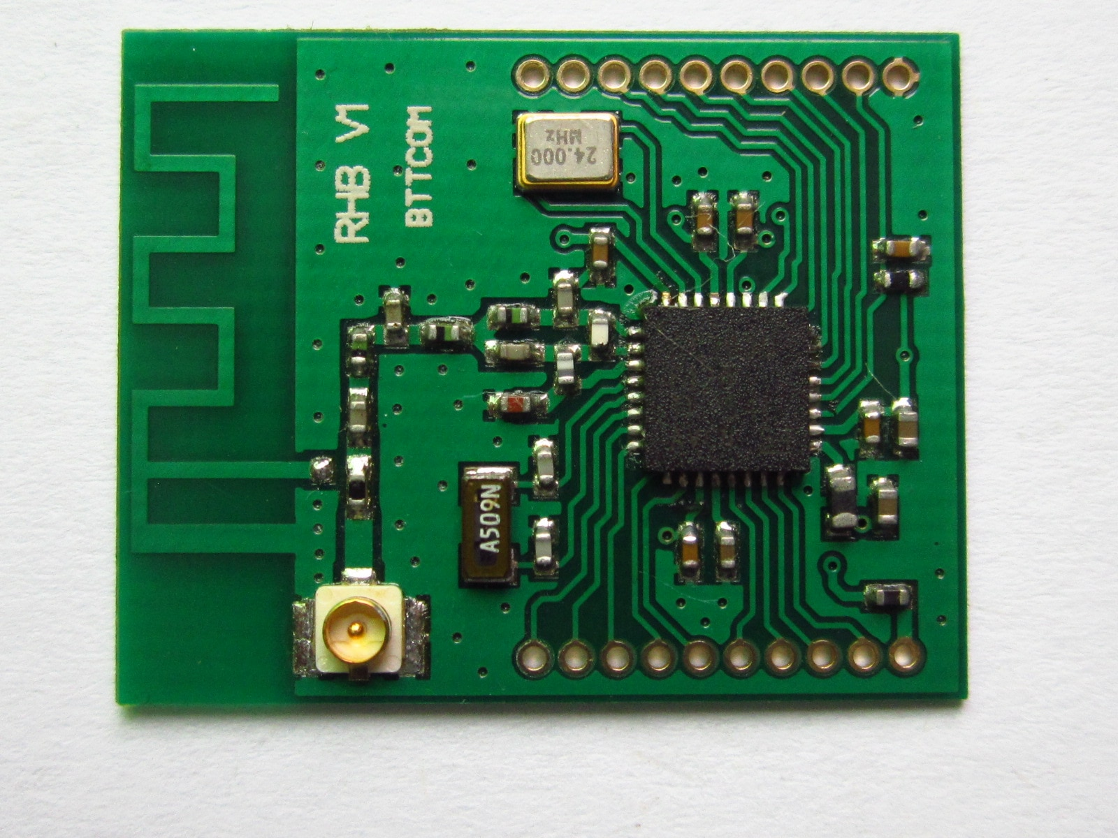 SZ9RH CC2630 RHB Zigbee Wireless Module