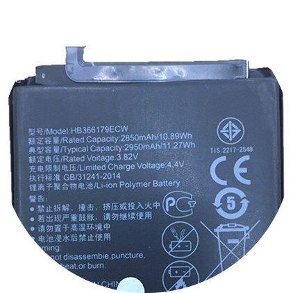 Original HB366179ECE phone battery For Huawei nova 2 PIC-AL00/TL00 2950mAh enlarge