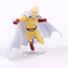 ONE PUNCH MAN Figma 310 Saitama Sensei PVC figura de acción colección modelo niños muñeca de juguete brinquedos 14cm