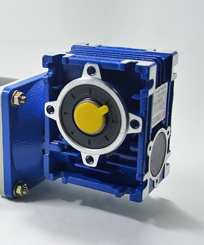 Engranaje de tornillo sin fin NMRV30/NMRV40 5 K-100 K, caja de engranajes de Metal, caja de engranajes, caja de cambios, caja de engranajes de aluminio Integral