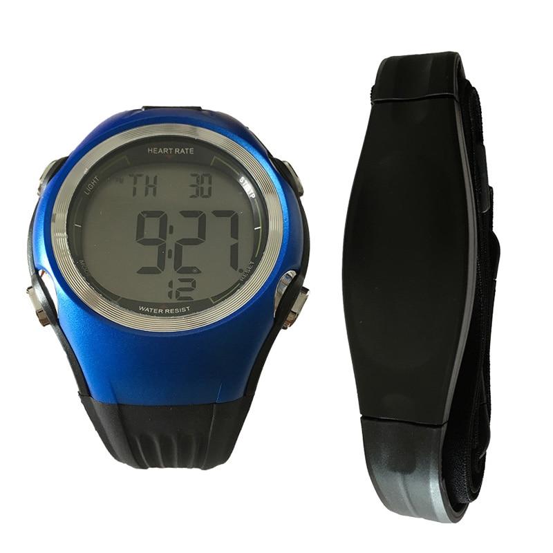 Pulsómetros para deportes pulso relogio polar pulsómetro reloj cardio sensor Fitness Running hrm correa de pecho pulsómetro