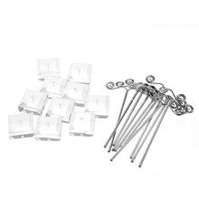 10X Jewelry Pendants Earrings Showcase Display Stand HOT