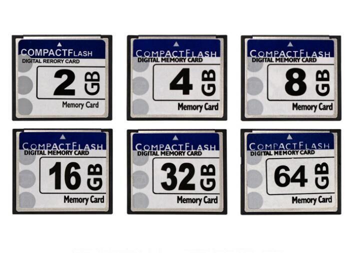 ¡Promoción! 2GB 4GB CF Tarjeta 8GB tarjeta de memoria de 16GB 32GB 64GB tarjeta CF flash compacto tarjeta