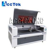 Pleine gravure de laser incluse 1610 150W 180W 300W 500W découpeuse facultative de laser de co2 pour le métal en cuir en bois acrylique de contreplaqué
