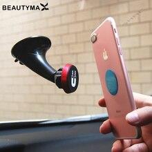 Uniwersalny uchwyt magnetyczny uchwyt samochodowy na telefon stojak mocny magnes uchwyt samochodowy do iPhone 5s 6 7 8 X Galaxy Note 9