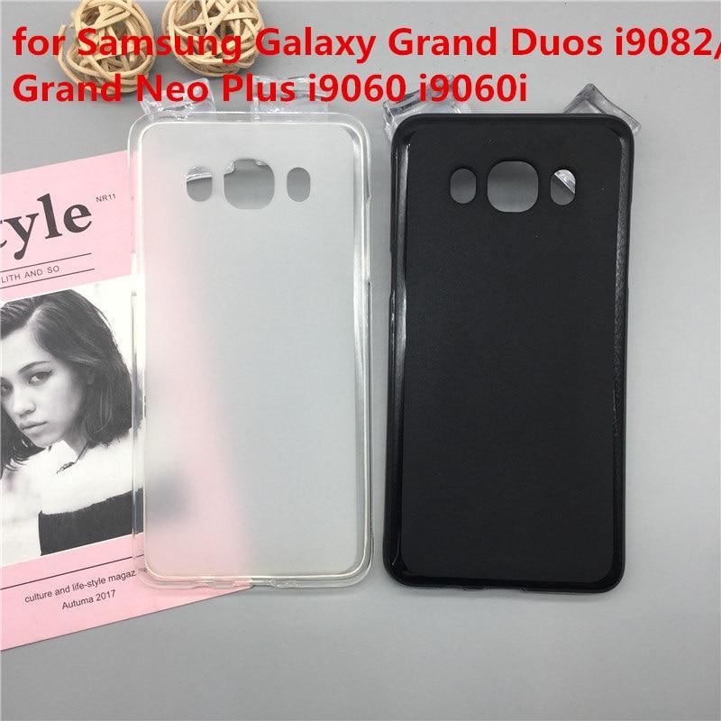 Funda de silicona suave Para teléfono Samsung Galaxy Grand Duos i9082/Grand Neo...