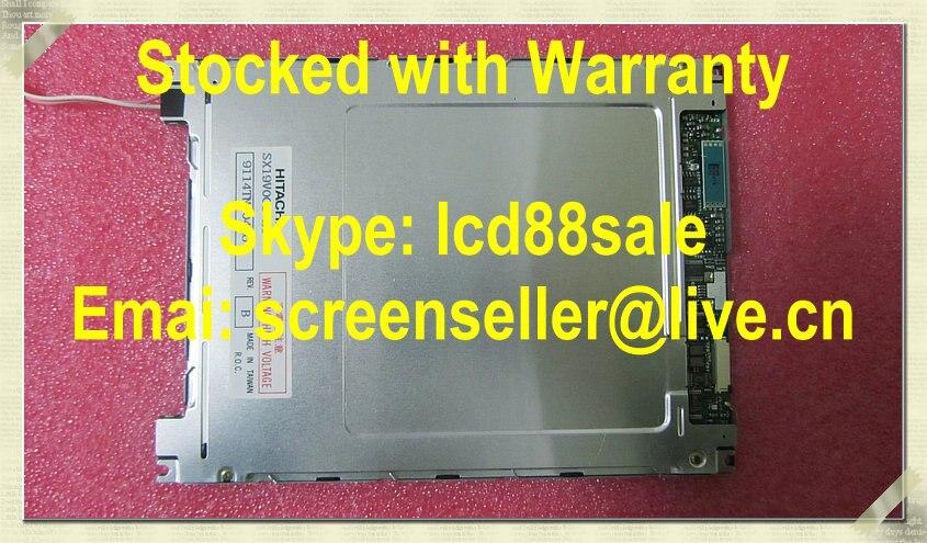 أفضل سعر و جودة العلامة التجارية جديد SX19V001-Z1 الصناعية LCD عرض