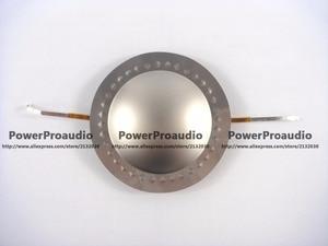 1.75inch 44.4mm 44.5mm Speaker Diaphragm Horn Driver Repair kit 8Ohm Aluminium Flat Wire