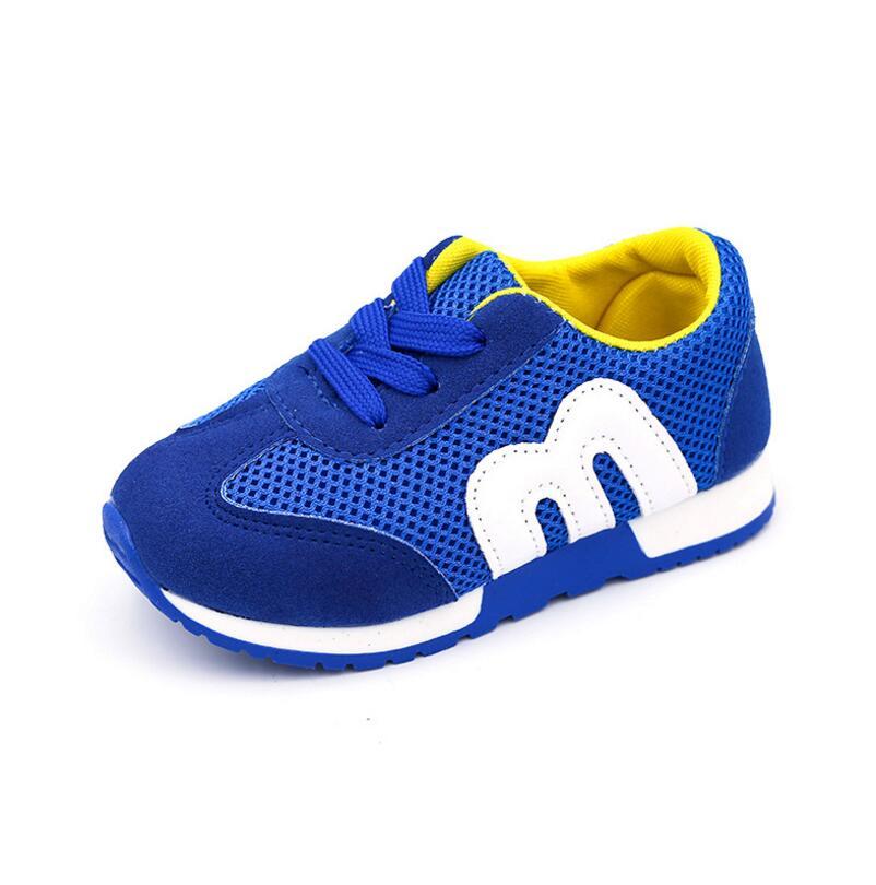 Marke Neue Kinder Schuhe Kinder Breathable Turnschuhe Apring Herbst Jungen Mädchen Wohnungen Beiläufige Laufende Schuhe Für Kinder Heißer Verkauf