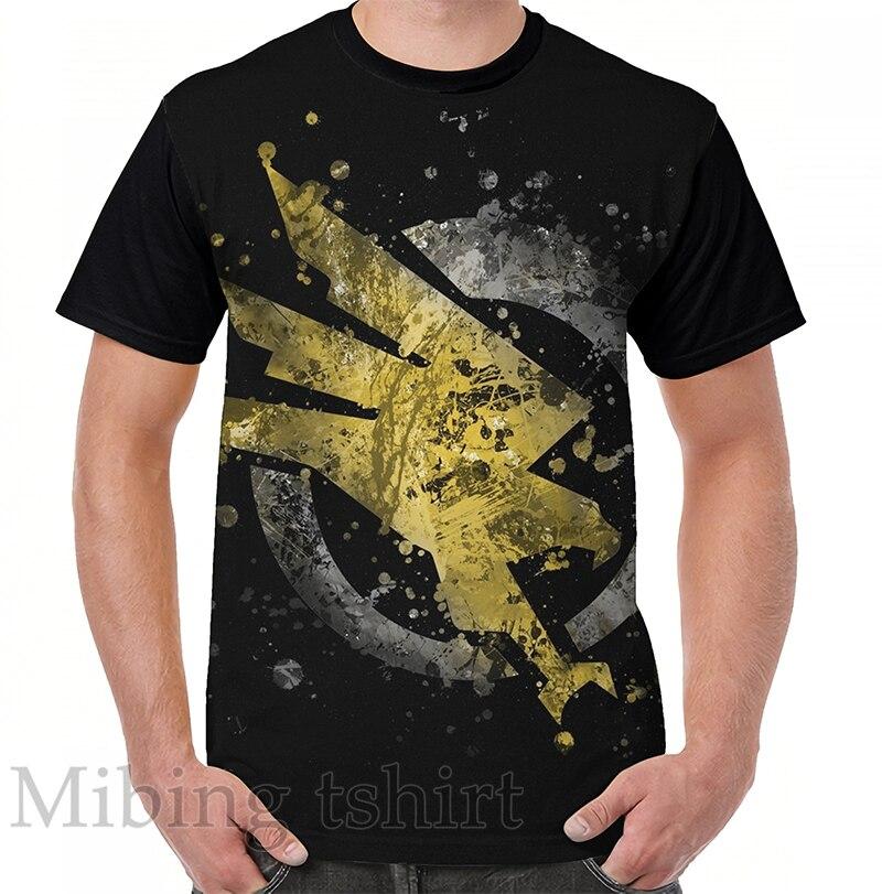 Мужская футболка с забавным принтом, женские топы, футболки Command and Conquer-GDI, графическая футболка с круглым вырезом и коротким рукавом, повседневные футболки
