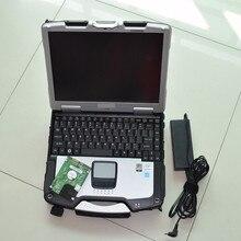 Multi-langue pour le programme de Diagnostic Benz V2019.12 logiciel HDD + ordinateur portable CF30 pour le Diagnostic et le programme de voiture MB