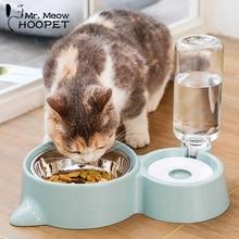 Hoopet distributeur deau bol chat chaton   Bol pour chat, bol pour chien, fontaine à boire, nourriture plat pour animal de compagnie, articles