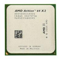AMD Athlon 64X2 5000 + Dual-Core 2.2Ghz 1M 1000MHZ Socket am2 940 פין מעבד מעבד