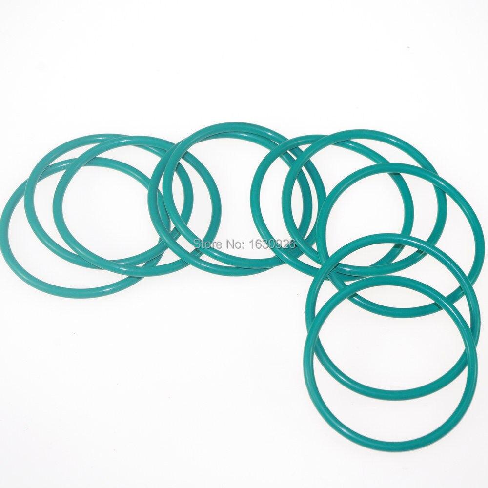 QTY10 Flúor FKM Borracha Exterior Diamter 135 milímetros de Espessura 3.1 milímetros Anéis de Vedação-Rings