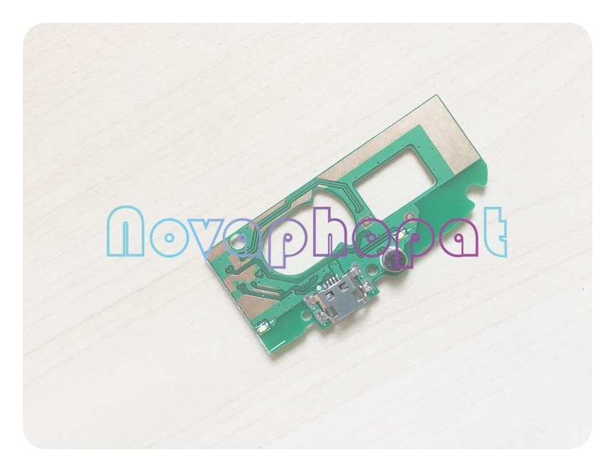 Novaphopat para Alcatel One Touch POP C7 puerto de carga Dual puerto de carga de estación USB transferencia de datos conectar conector Flex Cable