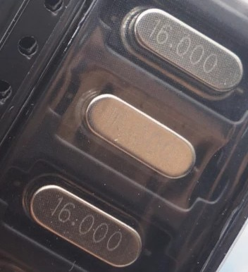 12MHZ 12.000MHZ Passive SMD crystal oscillator HC-49SMD 10PCS/LOT Electronic Components kit
