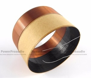 High Quality voice coil for B&C 12FW76 8Ohm 76.2mm 3inch Speaker Repair