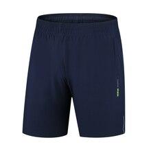 Hommes Tennis Shorts respirant séchage rapide tissu Fitness sport entraînement course Jogging Badminton Tennis de Table pantalons de survêtement