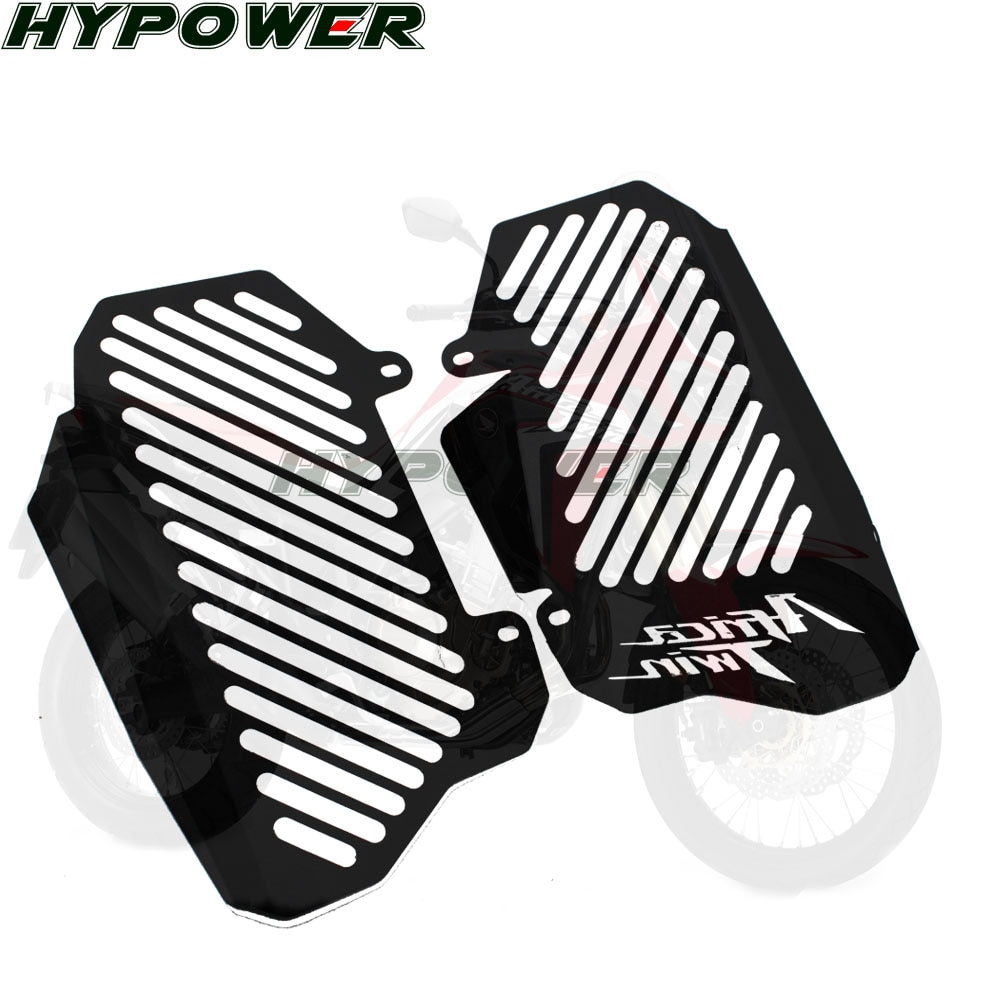 For honda CRF1000L crf1000l Africa Twin 2016 2017 2018 New Arrival Stainless Steel Motorcycle radiator grille guard protection