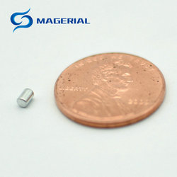"500-2000pc ndfeb micro ímã haste diâmetro 2x3mm 0.118 ""mini ímã neodímio ímãs terra rara tinny magnetics grau n42"