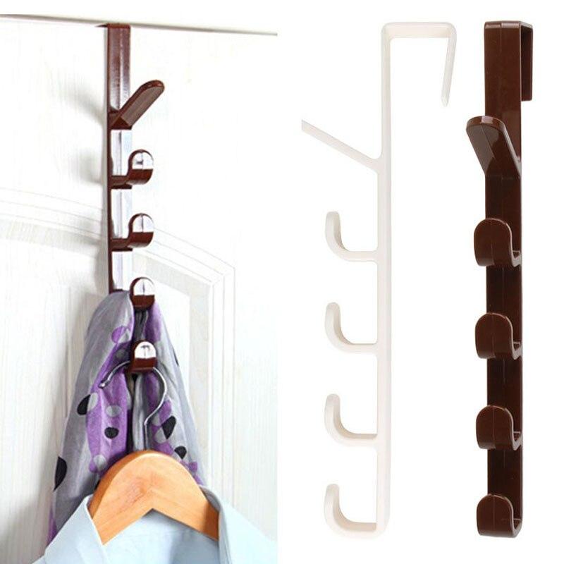 Пластиковый держатель для одежды, вешалок для одежды, вешалок для шкафа, органайзер для мусора