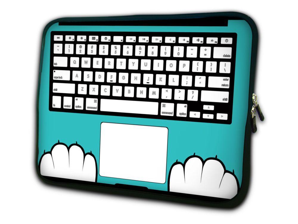 """Teclado 14 """" Laptop Sleeve case bolsa para DELL HP ACER TOSHIBA Sony 14.1 """""""