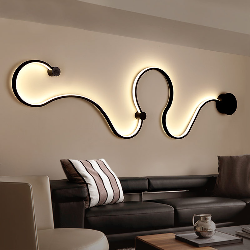 Acrylic Modern Led Chandelier Lights For Living Room Bedroom Square Indoor Ceiling Lamp Fixtures