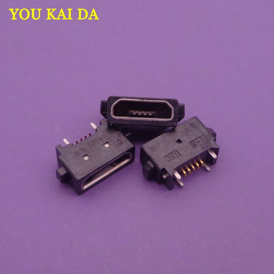 20 pçs/lote Mini Micro USB Charger Doca de Carregamento Porto Conector do soquete jack Substituição para Nokia Lumia 1020 920 N920 N80