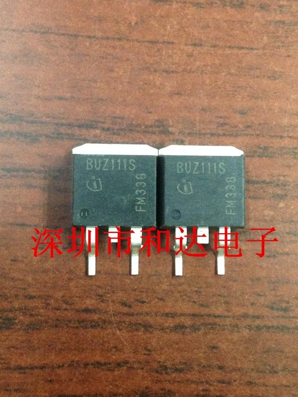 10 piezas BUZ111S TO263 a-263
