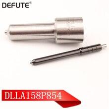 Free Shipping 4pieces DLLA158P854 Common Rail Nozzle DLLA158P854 / 093400-8540 for injector 095000-5471