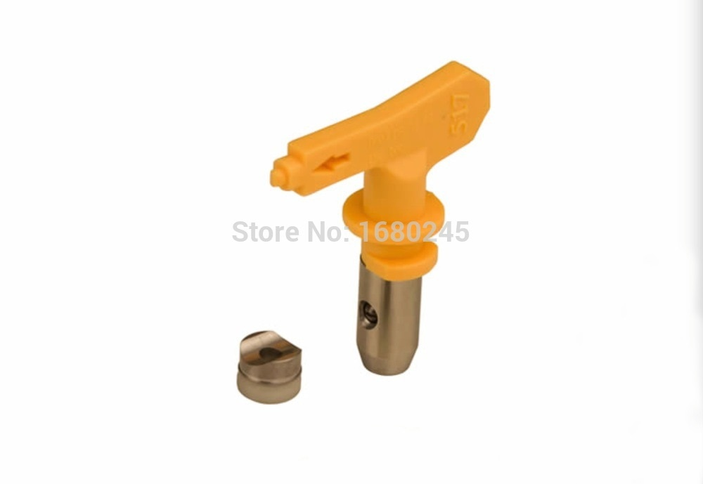 Wager reversible Spray Tip 517/519, compatible for Wager Gmax Titan airless sprayer gun enlarge