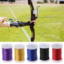 5 couleurs 0.4mm 120 mètres de Long Multirole bande couture garniture haute qualité corde ligne spéciale courbe pour les accords denroulement
