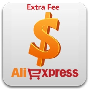 Extra fee/cost just for the balance your order/shipping cost