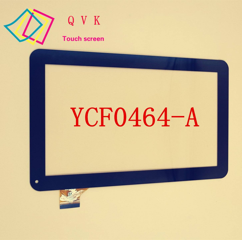 10,1 pulgadas oysters T12 T12D T12V 3G tablet pc cable código YCF0464-A pantalla táctil capacitiva externa panel de capacitancia