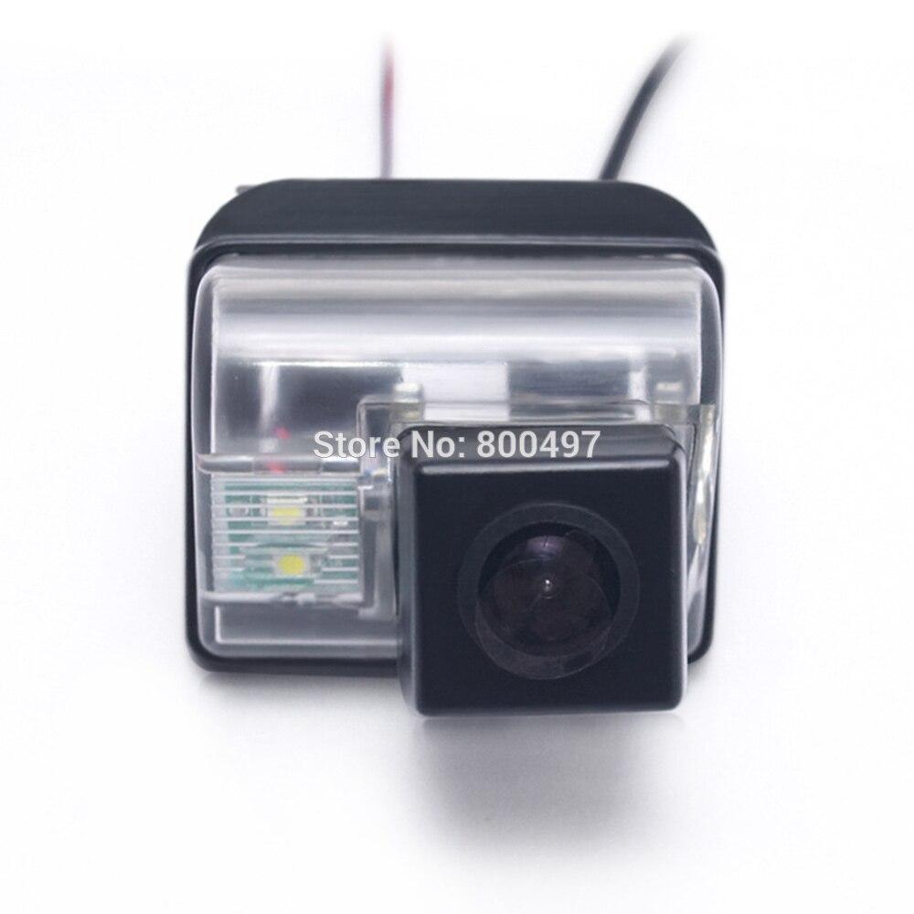 CCD HD Car Rear View Reverse Parking Camera Parking Assistance Waterproof IP67 Backup Camera for Mazda 3 Mazda 6 CX-7 CX-9