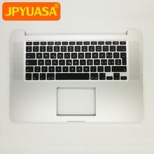"New Topcase For MacBook Pro 15"" Retina A1398 Palmrest Top case with Switzerland Swiss keyboard 2015 Year"