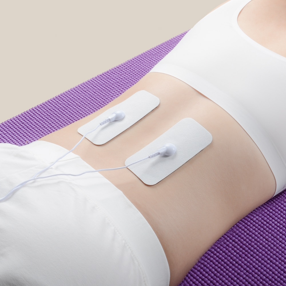5 pair/pack good quality Electrode Pads for Tens Acupuncture,Slimming massager Digital Therapy Machine Massager