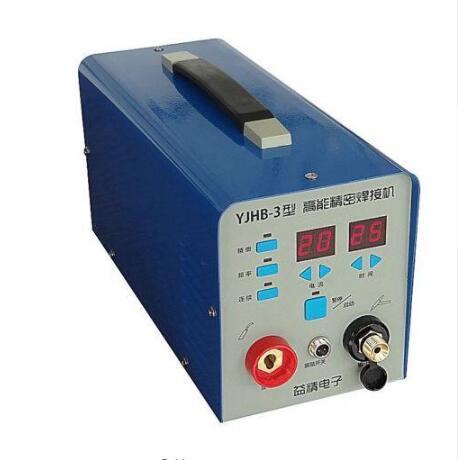 YJHB-3 عالية الطاقة الدقة آلة لحام العفن إصلاح آلة ، الباردة لحام