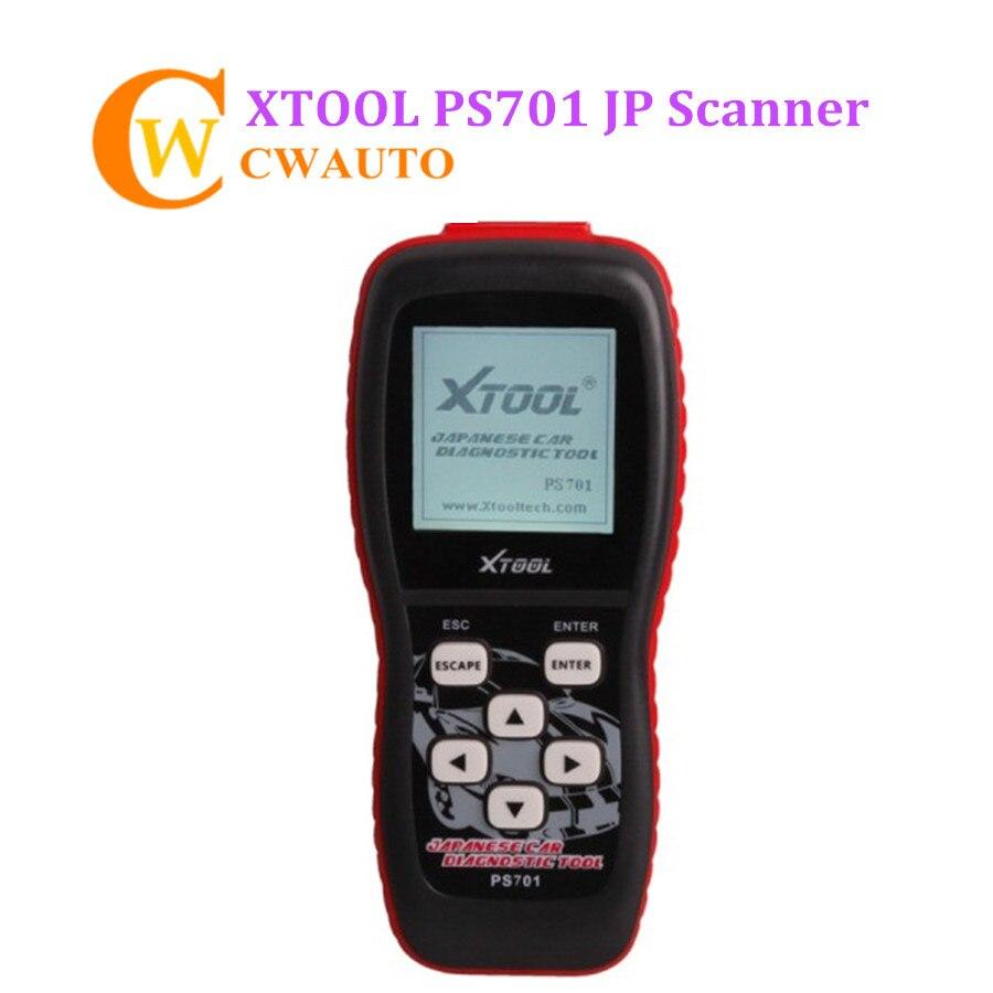 XTOOL-أداة تشخيص لجميع السيارات اليابانية ، ماسح ضوئي للسيارة PS701 JP ، OBD2