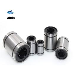 Alta qualidade 12 pcs LM6UU 6 6mm mm x mm x 19 12mm Linear Ball Bearing de Bush Bucha CNC 6x12x19 milímetros direto da fábrica Frete Grátis