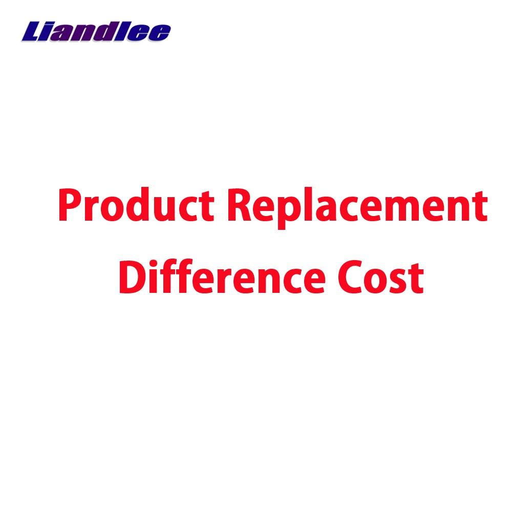 تكلفة فرق استبدال المنتج