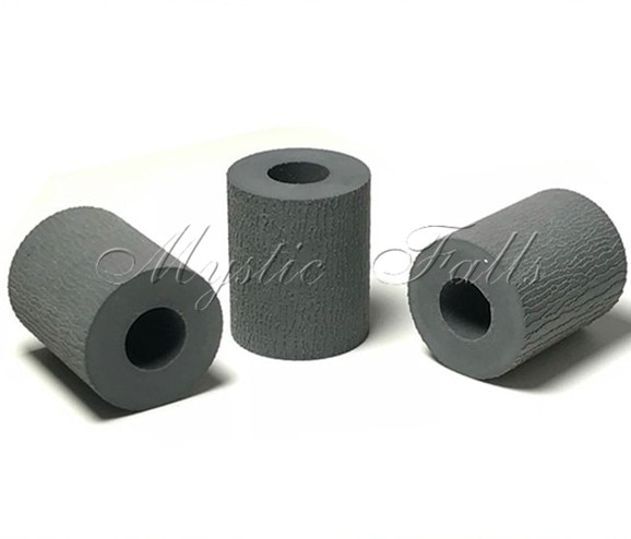 100X Fs1128 Fs1035 Fs1028 Pickup Roller Tire Rubber for Kyocera Fs 1100 1120 1135 1300 1320 1370 2000 2BR06520 2F906240 2F906230
