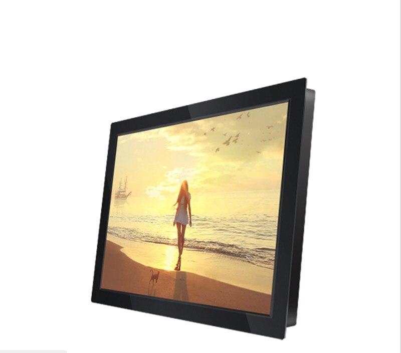 Novo design bnc 8 10 12 15 17 19 22 polegada monitor do cctv monitor da câmera de segurança