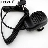 shoulder speaker microphone for vertex standard vx210 vx228 vx230 vx231 vx298 vx300 vx350 vx351 vx354 vx400 vx410 two way radio