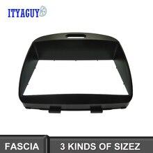 2DIN Car Radio Fascia fit for HYUNDAI i-10 i10 stereo Stereo Face Frame Panel Dash Mount Kit radio dvd stereo fascia