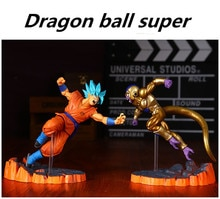 Dessin animé Dragon Ball Z Goku combattants Super Saiyan Prince végéta Manga troncs fils Gokou Gohan figurine modèle Collection jouet cadeau