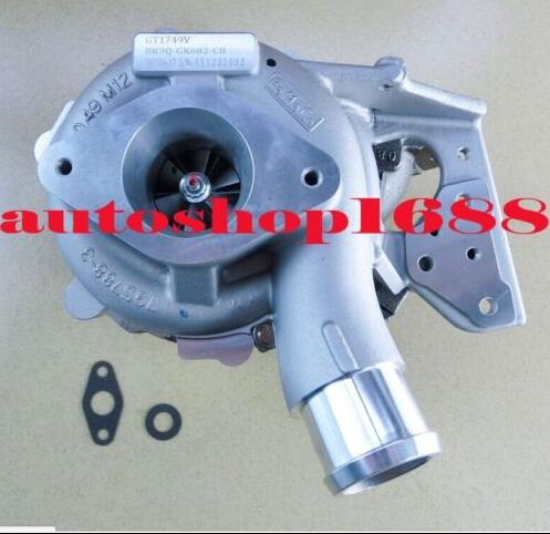 GT1749V 787556-0017, 787556, 1717628, 1719695, 1760759 turbo turbocompresor para tránsito Ford 2,2 TDCI 113KW 153HP